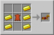 Gold horse armor recipe.png